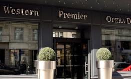L'hôtel Best Western Prem...
