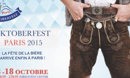 Un automne à l'heure allemande, l'Oktoberfest s'invite à Paris