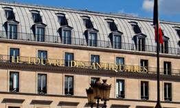 Un centre commercial en lieu et place du Louvre des antiquaires