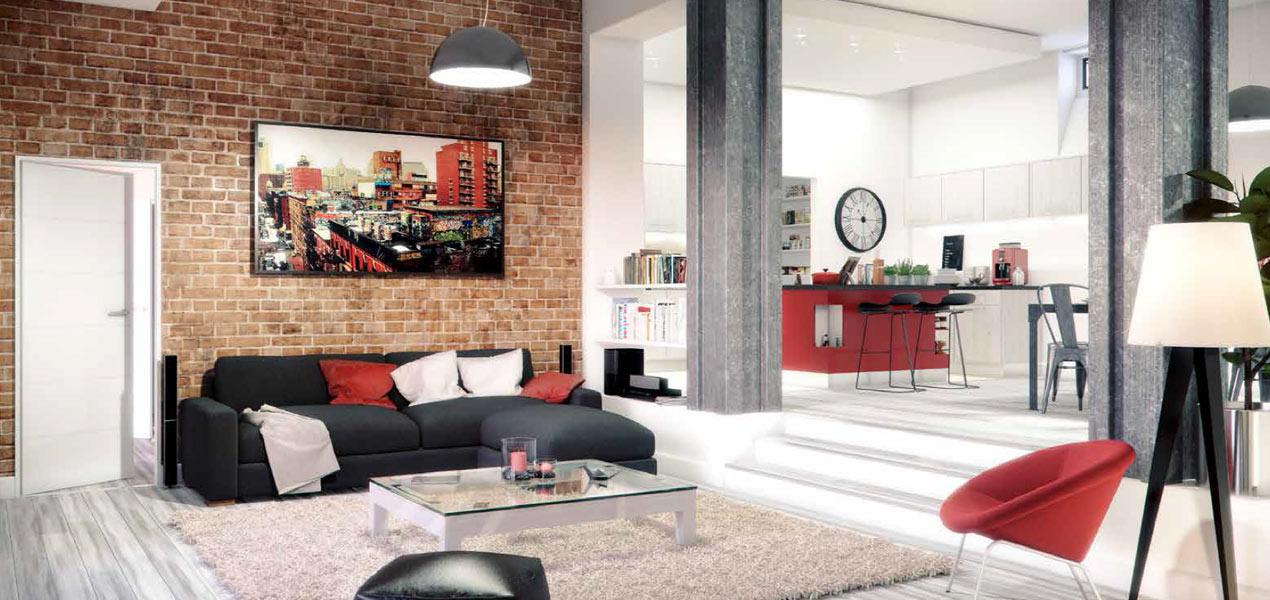 Appartement neuf t4 paris 14 plaisance 4 pi ces for Decoration appartement neuf