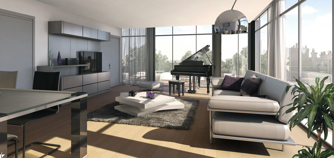 appartement neuf t4 paris 6 rive gauche 4 pi ces 75006 r f 1055 m dicis prestige. Black Bedroom Furniture Sets. Home Design Ideas