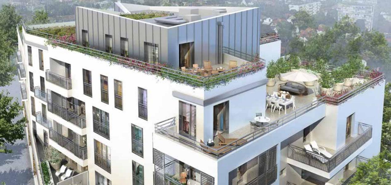 appartement neuf t3 rueil malmaison place des arts 3 pi ces 92500 r f 1133 m dicis. Black Bedroom Furniture Sets. Home Design Ideas