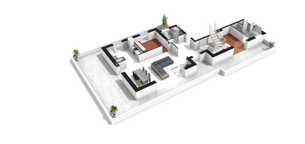 Plan Appartement De Luxe : Appartement neuf t à ch tillon centre ville pièces