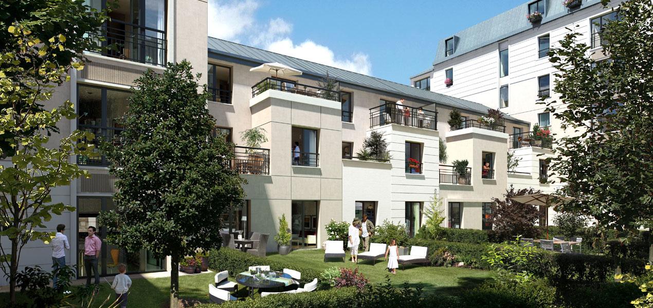 La Garenne-Colombes / Saint-Lazare