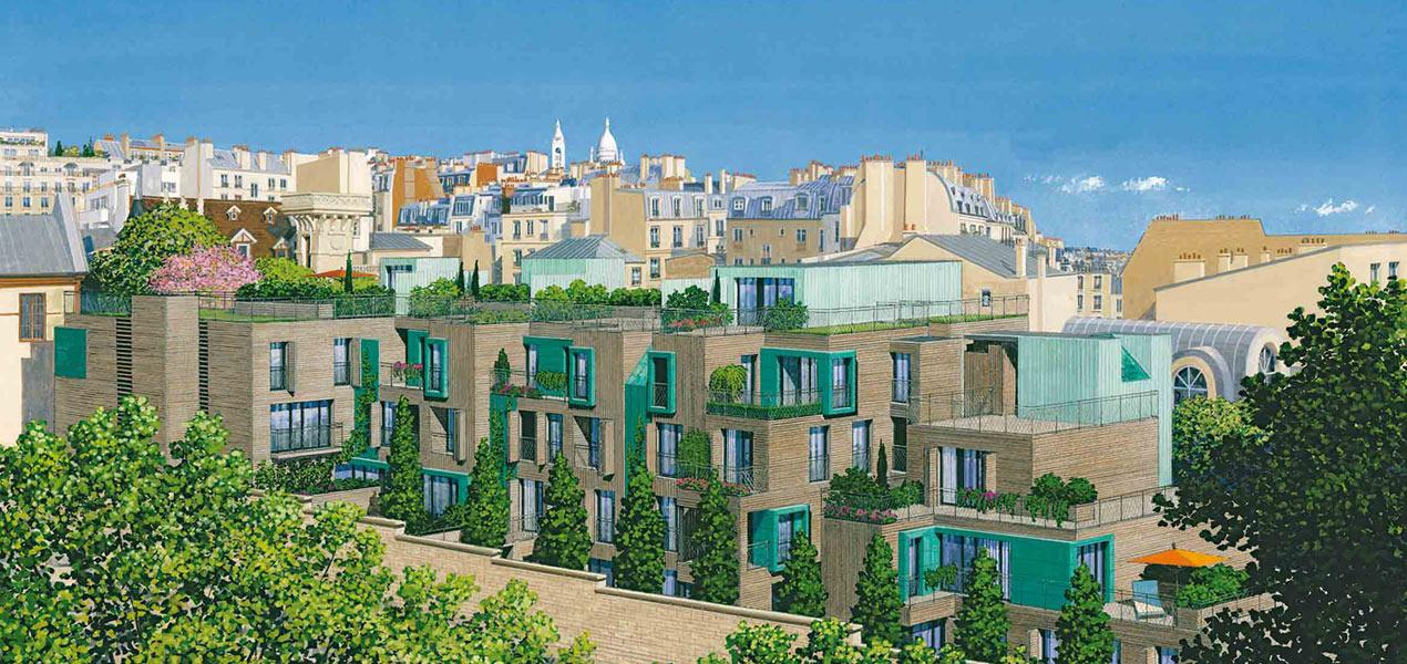 Paris 18 - Montmartre