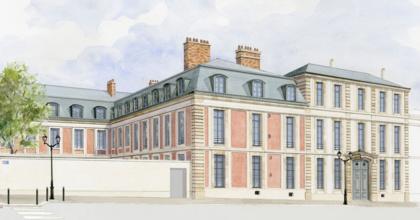 Versailles - Jardins de l'Orangerie (78000)