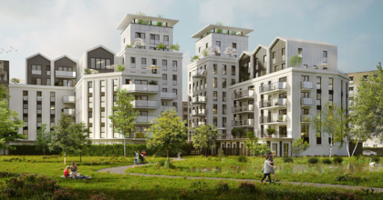 Programme immobilier neuf à