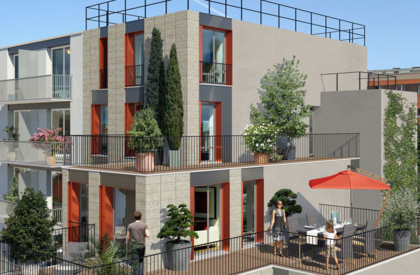 immobilier neuf en paris 75 m dicis prestige. Black Bedroom Furniture Sets. Home Design Ideas