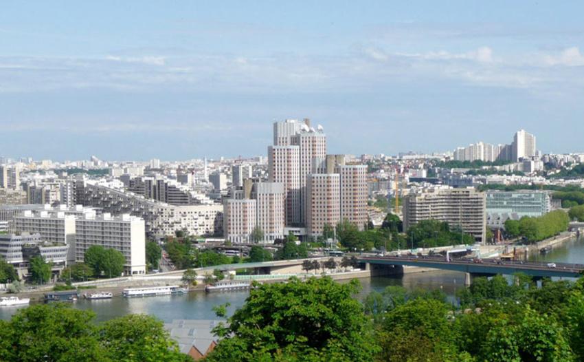 A vendre dans l'immobilier de prestige neuf : Appartements de luxe T4 (4 pièces) à Boulogne-Billancourt (92100)