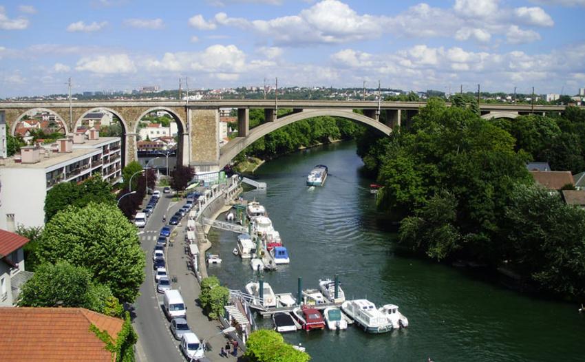 A vendre dans l'immobilier de prestige neuf : Appartements de luxe T3 (3 pièces) à Nogent-sur-Marne (94130)