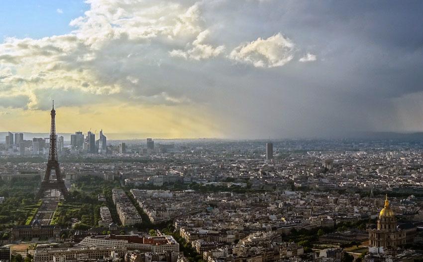 A vendre dans l'immobilier de prestige neuf : Appartements de luxe T3 (3 pièces) à Paris 14 (75014)