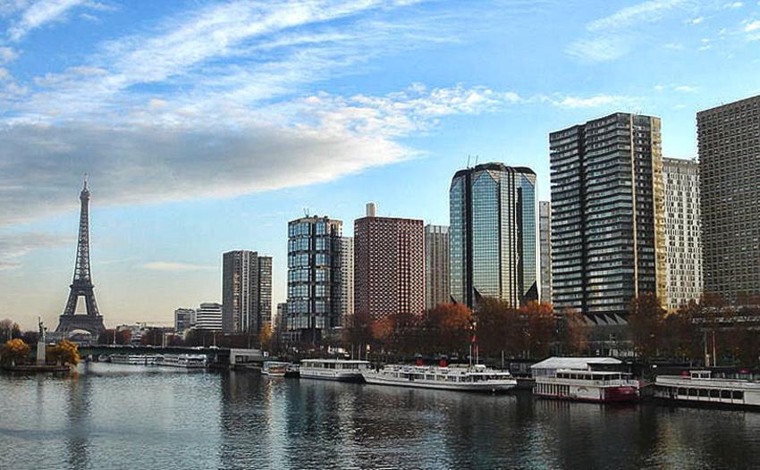 A vendre dans l'immobilier de prestige neuf : Appartements de luxe T4 (4 pièces) à Paris 15 (75015)