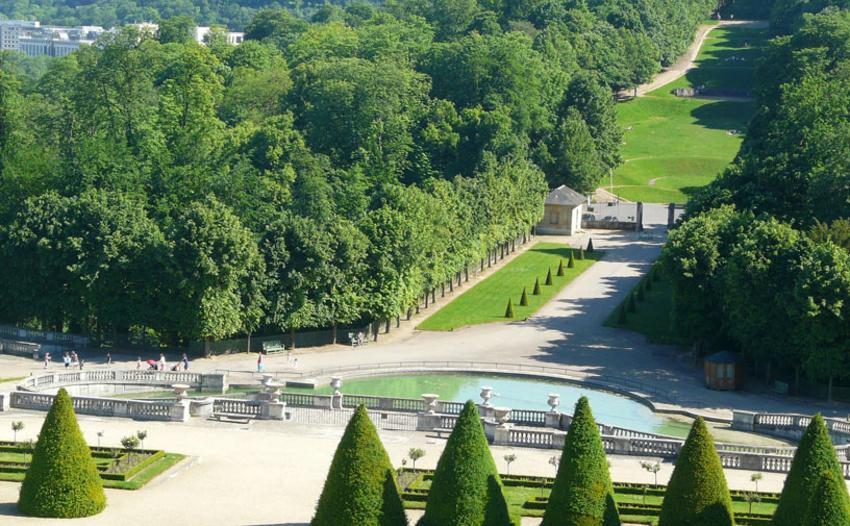 A vendre dans l'immobilier de prestige neuf : Appartements de luxe T4 (4 pièces) à Saint-Cloud (92210)