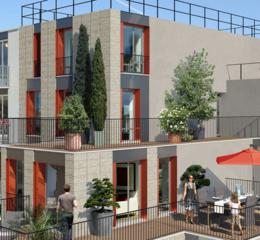 Paris 14 - Villa Brune