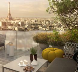 Paris 15 - Village