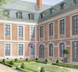 Versailles - Jardins de l'Orangerie