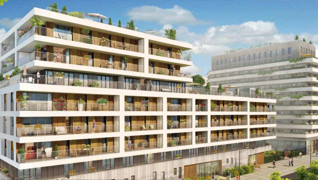 Appartement Neuf Boulogne Billancourt