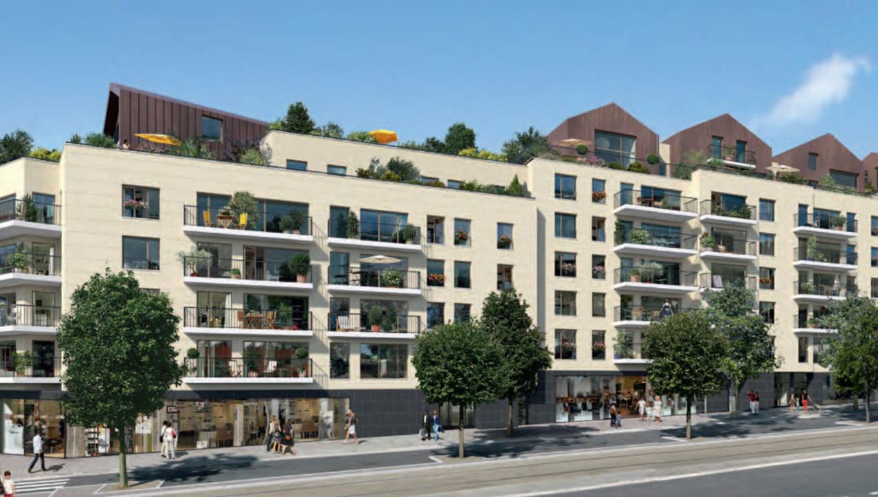 Appartement neuf t4 ch tillon centre ville 4 pi ces - Appartement de ville hotelier vervoordt ...