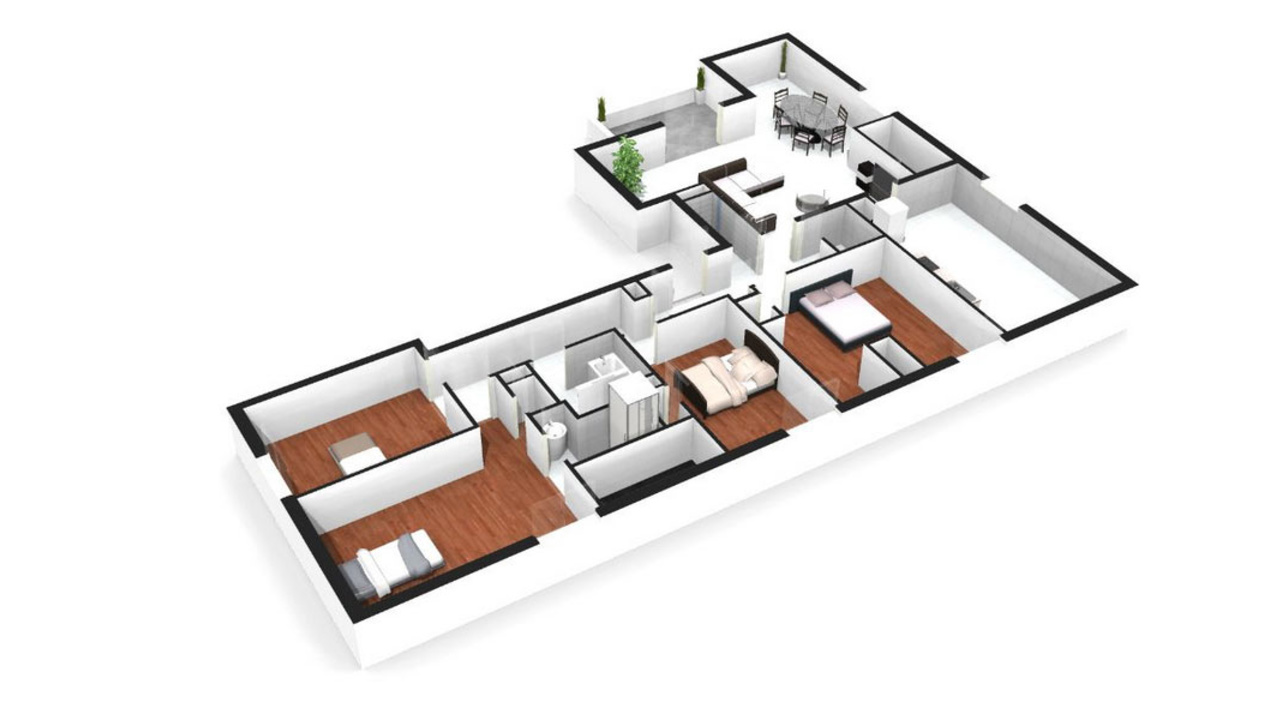 appartement de luxe