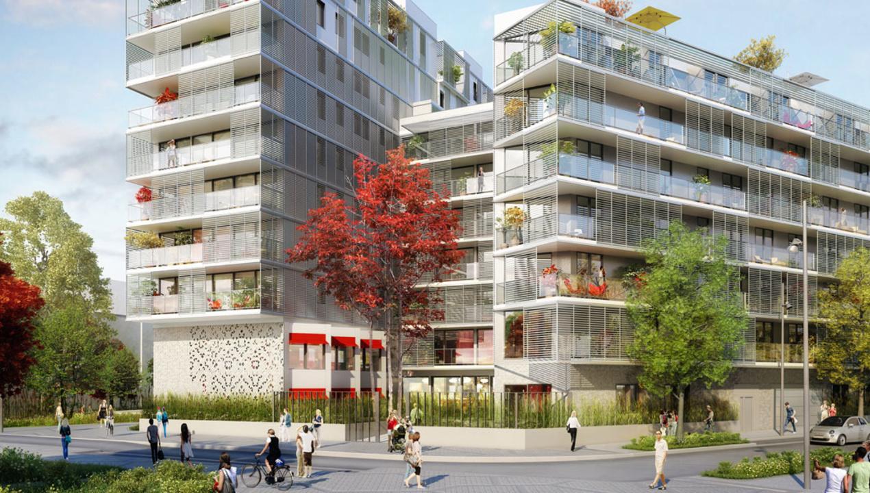 Immobilier de prestige paris 14 porte de vanves 75014 1009 m dicis pr - Immobilier atypique paris ...