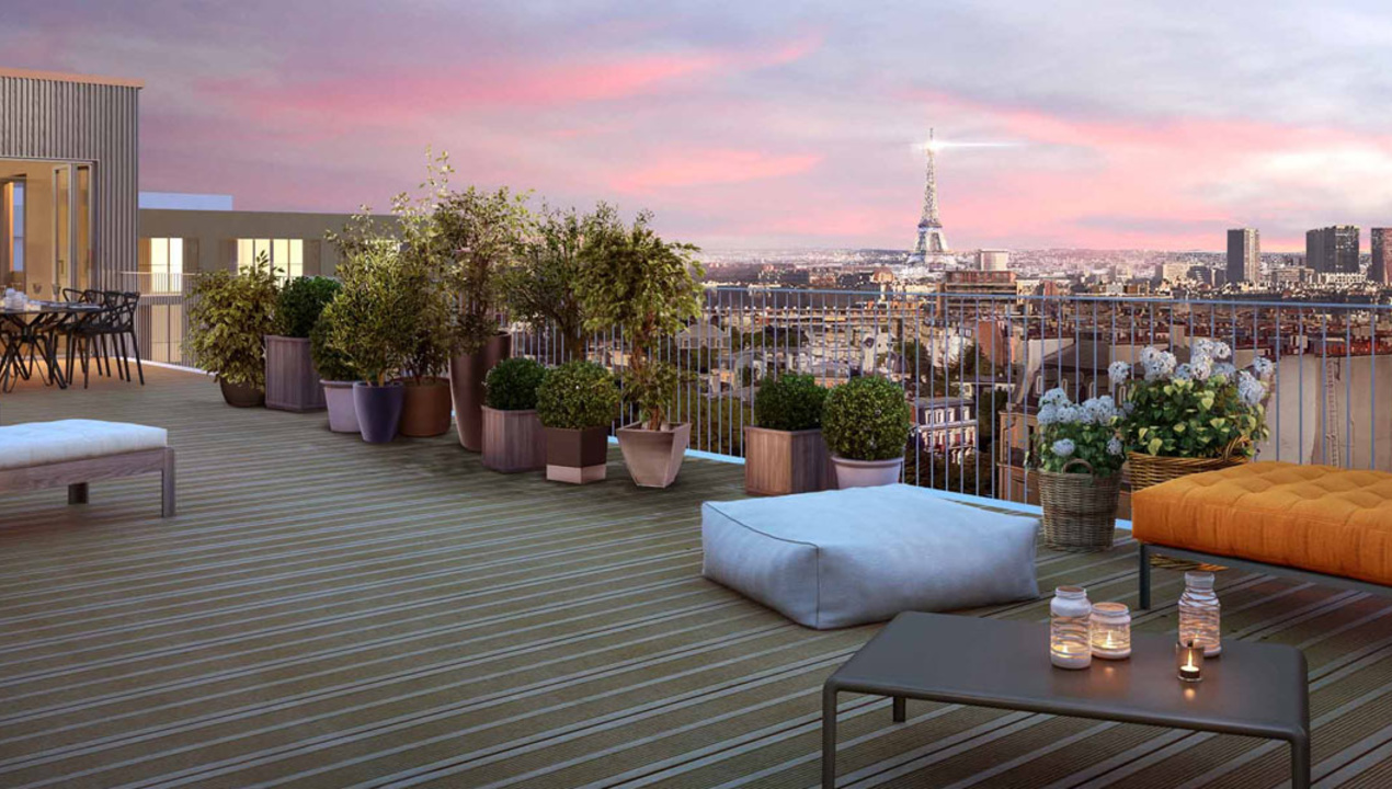 Immobilier neuf paris et en ile de france m dicis for Achat appartement atypique ile de france