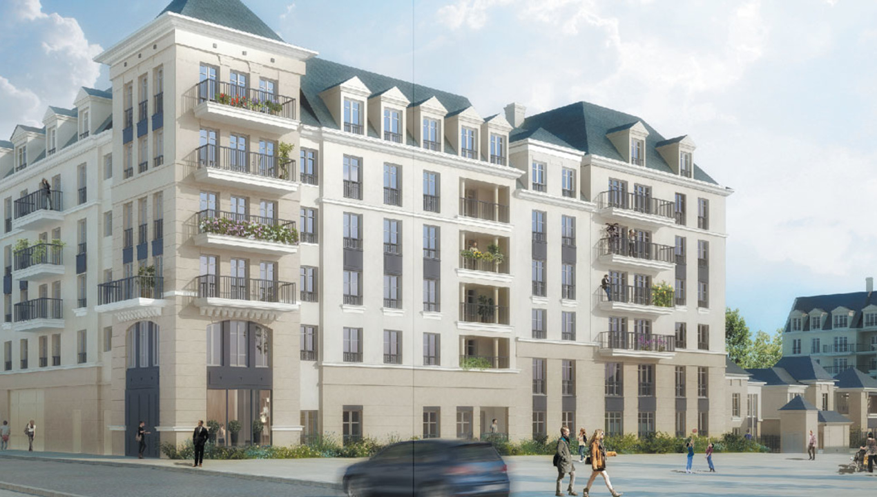Immobilier de prestige puteaux proche d fense 92800 for Programme immobilier neuf 2017