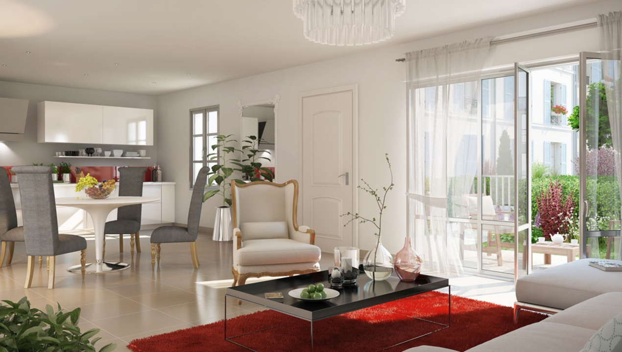 Programme immobilier de prestige à Versailles - Saint Louis - 78000