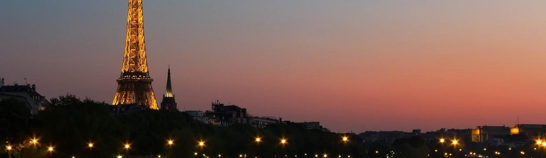 Les plus beaux bars et restaurants romantiques de Paris
