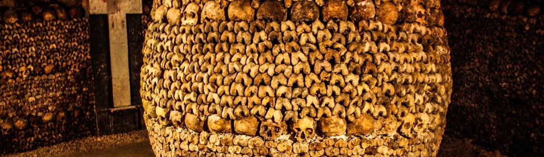 Visite insolite au cœur des Catacombes de Paris