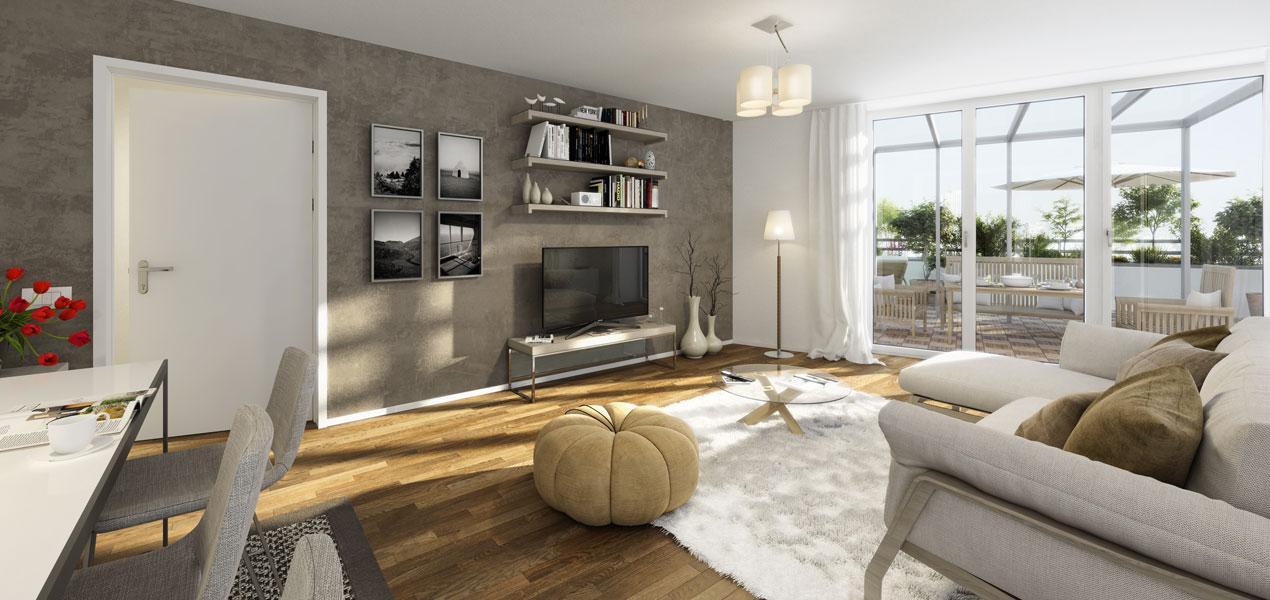 Appartement neuf t1 paris 14 parc montsouris 1 pi ces - Appartement de luxe studio schicketanz ...