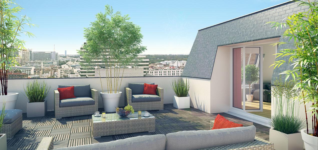 Appartement Neuf Val De Marne